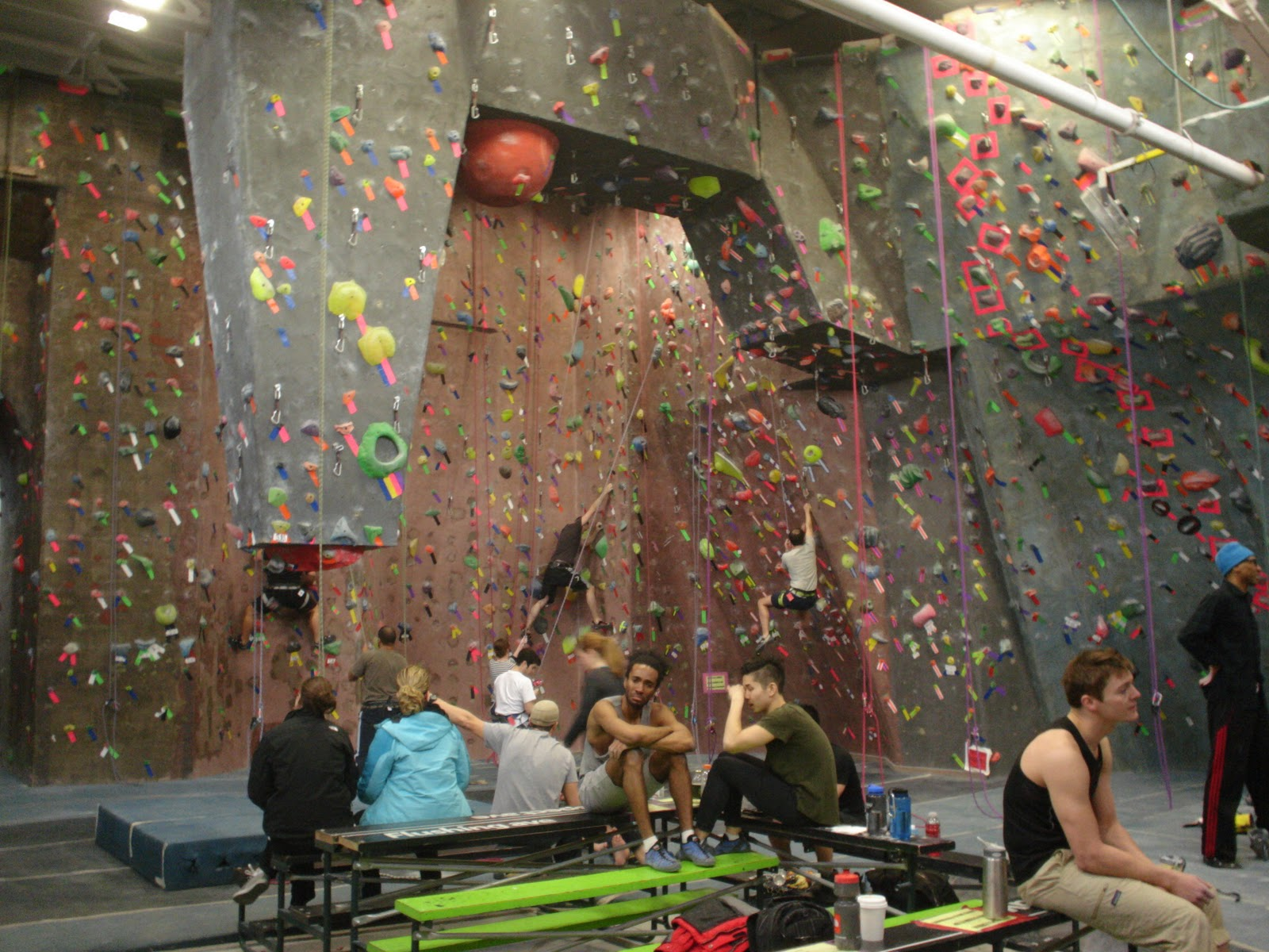 Brooklyn Cyclones New York City, Pay a Visit: Indoor Rock Climbing at Brooklyn Boulders