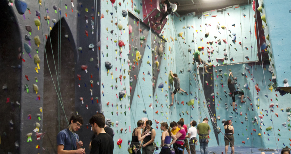 Brooklyn Cyclones New York City, Brooklyn Boulders — Blister Pact