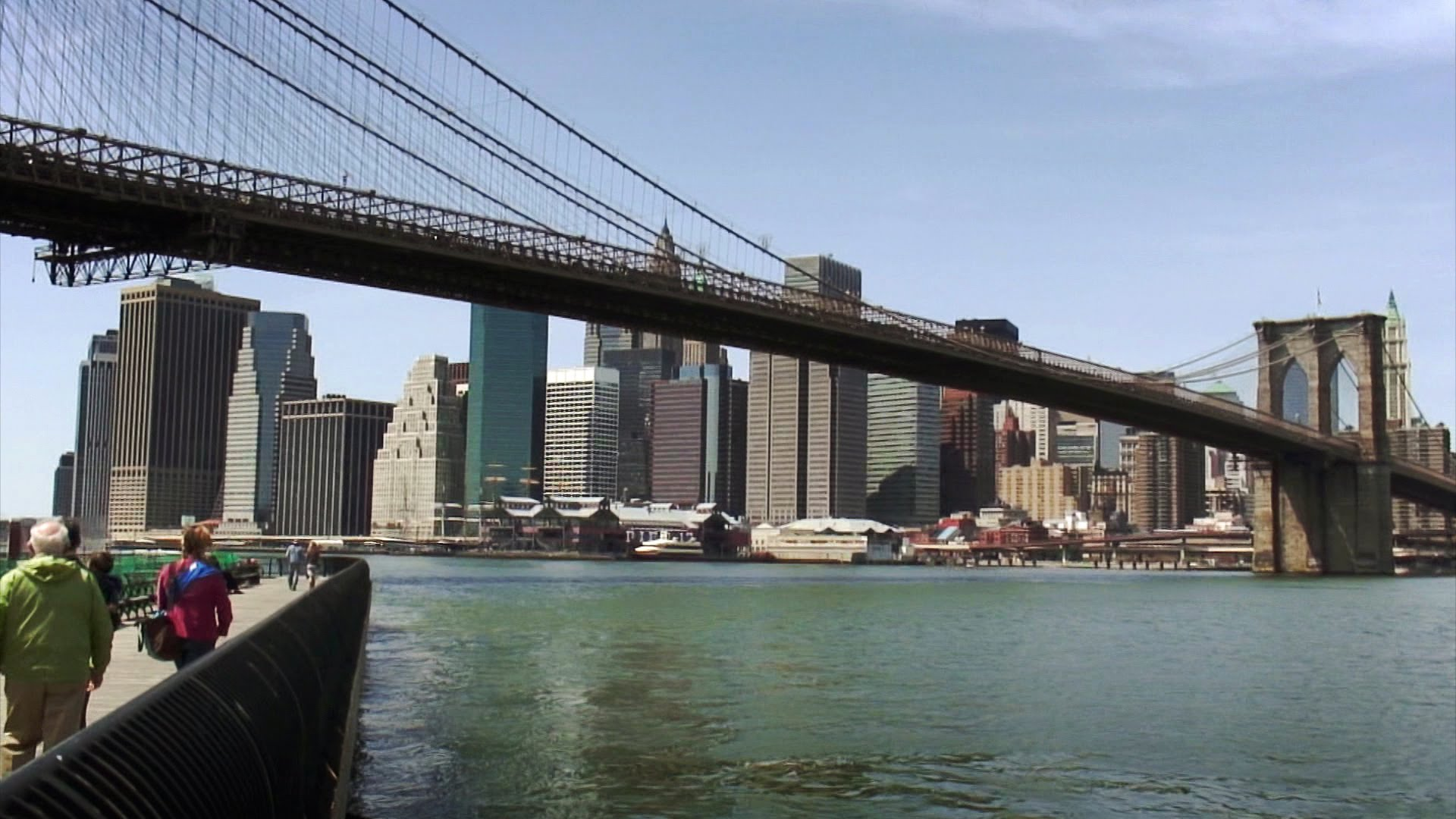 Brooklyn Museum New York City, Brooklyn Bridge Park, New York - YouTube