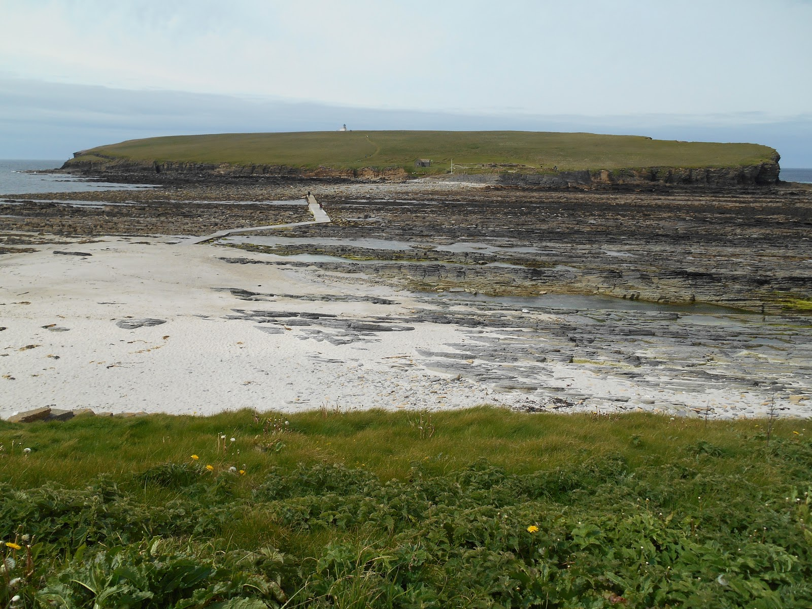 Brough of Birsay Orkney and Shetland Islands, A lifetime of Islands: Island 35 - Brough of Birsay, Orkney