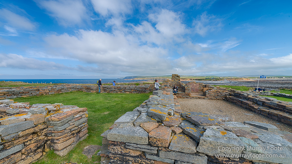Brough of Birsay Orkney and Shetland Islands, Brough of Birsay « Murray Foote