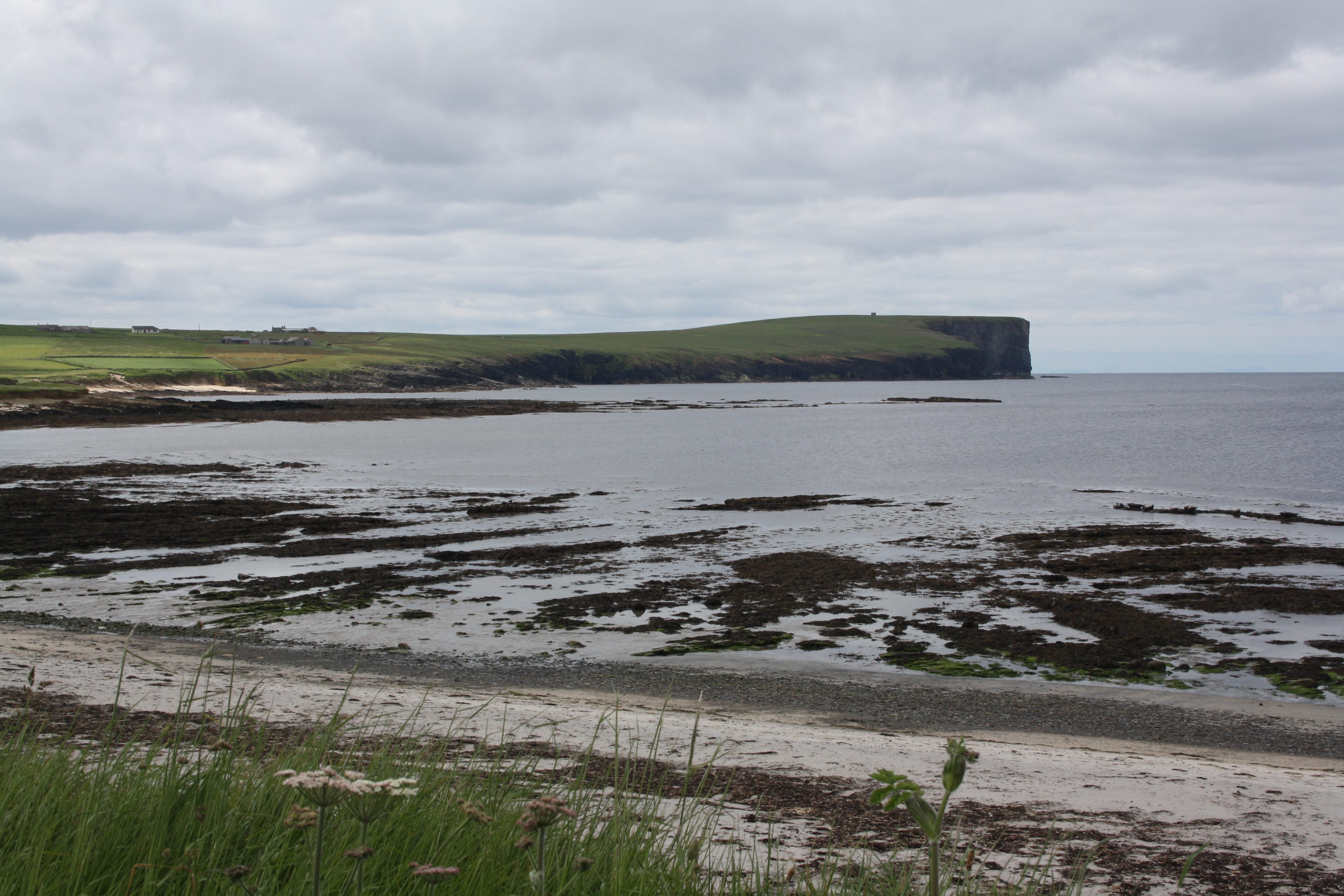 Brough of Birsay Orkney and Shetland Islands, Orkney Mainland | Viking Burials in Scotland