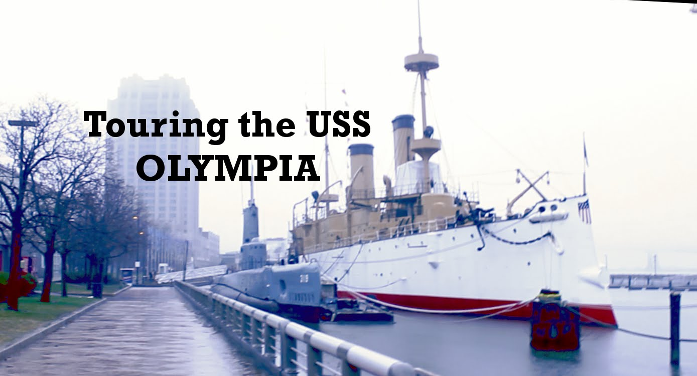 Bryn Mawr College Philadelphia, Behind the Scenes- Researching Aboard the USS Olympia - YouTube