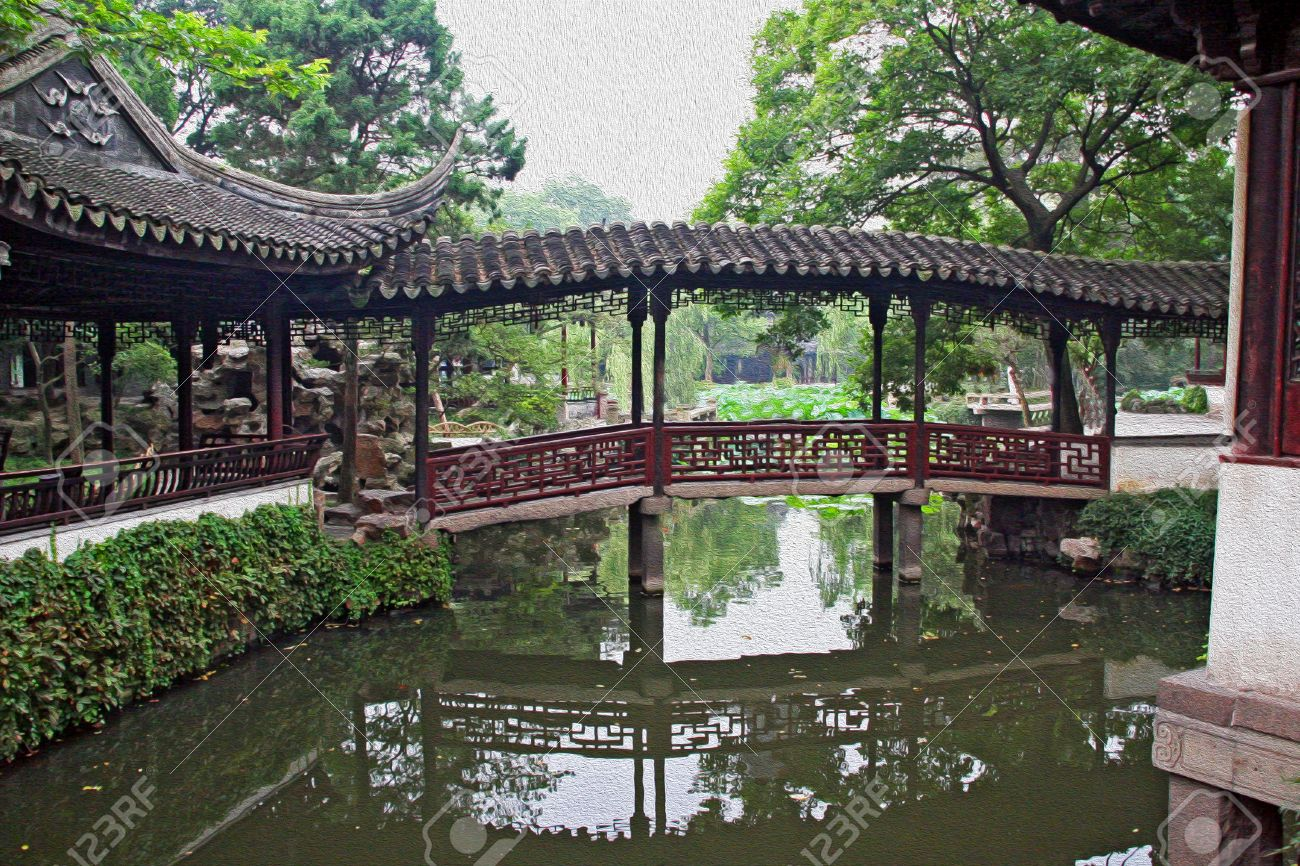 BTAP Běijīng, Photo Of The Humble Administrator Garden In Suzhou Near Shanghai ...