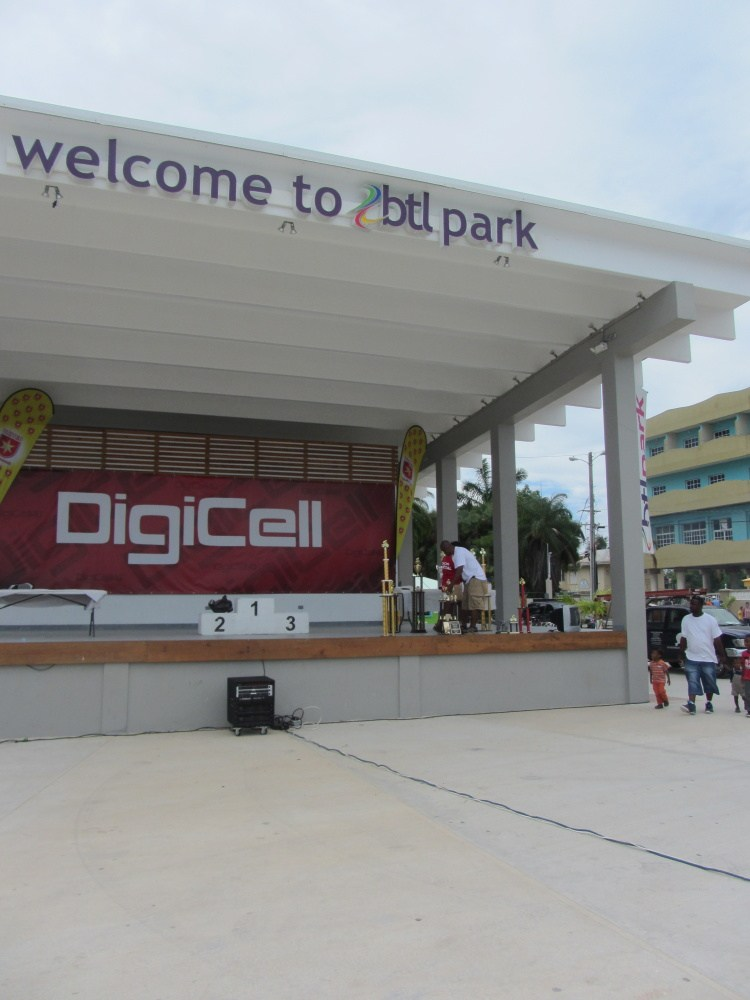 BTL Park Belize City, From Benque to Belize City to San Pedro: It's A Very Varied Easter ...