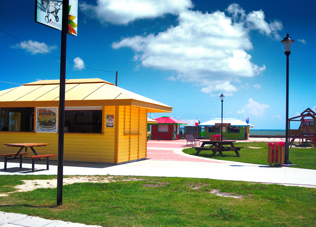 BTL Park Belize City, BTL Park Belize City   Test Shot with my new D3200   Kyle Hall ...