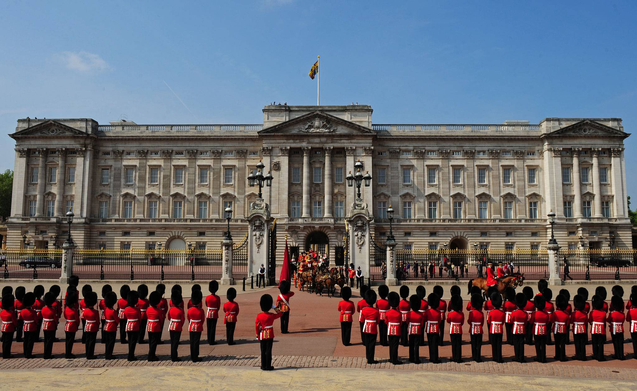 Buckingham Palace London, Buckingham Palace - The Royal Residence |