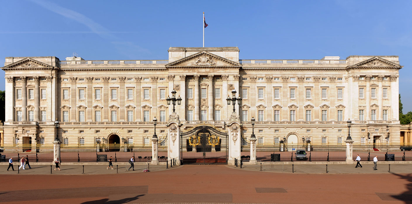 Buckingham Palace London, Royal Residences: Buckingham Palace | The Royal Family