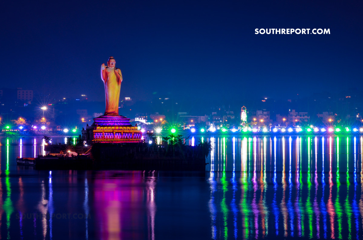 Buddha Statue & Hussain Sagar Hyderabad, 10 Facts you Probably didn't know about the Buddha Statue at ...