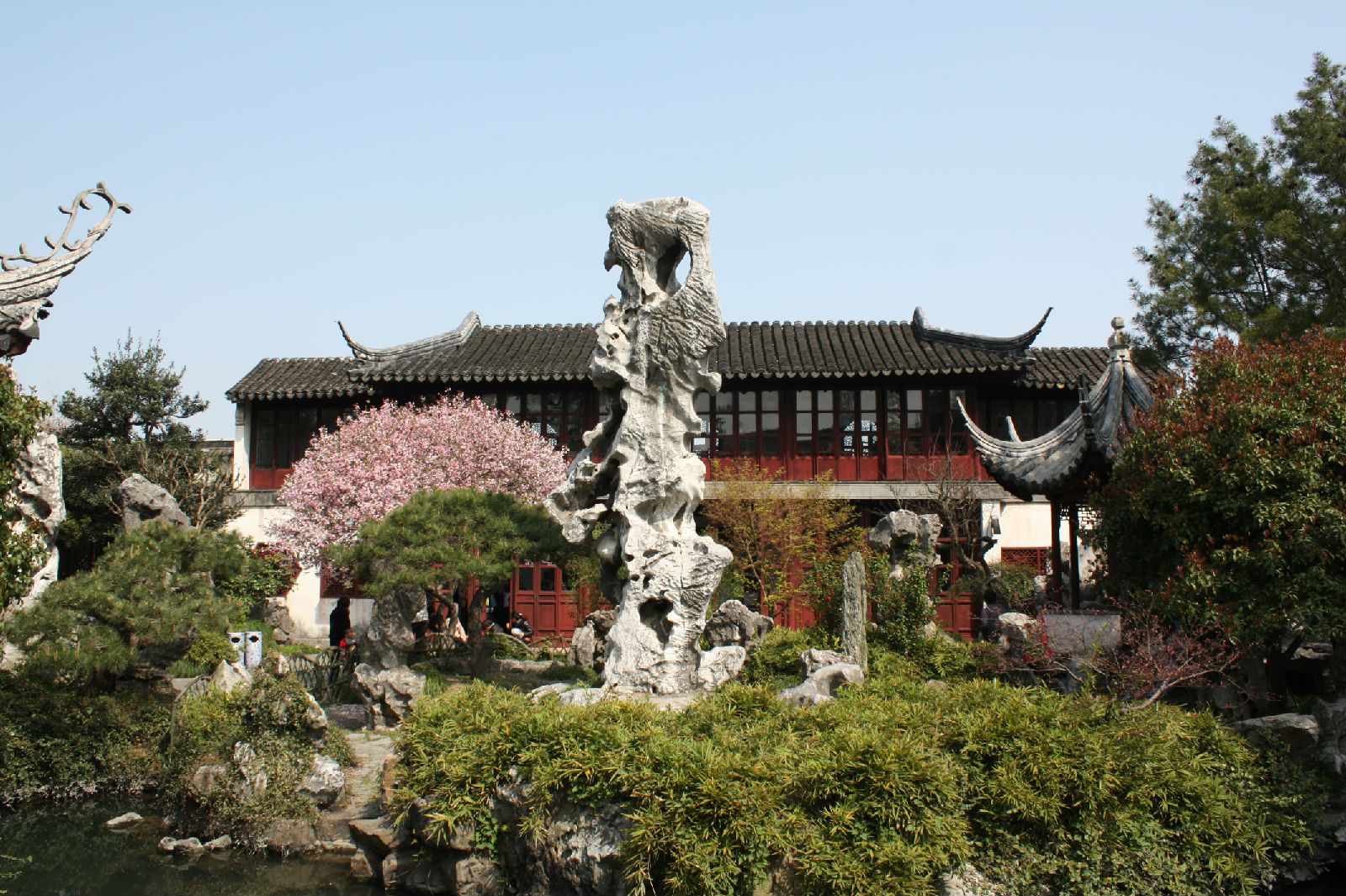 Buddhist Tenants Hall Běijīng, Suzhou