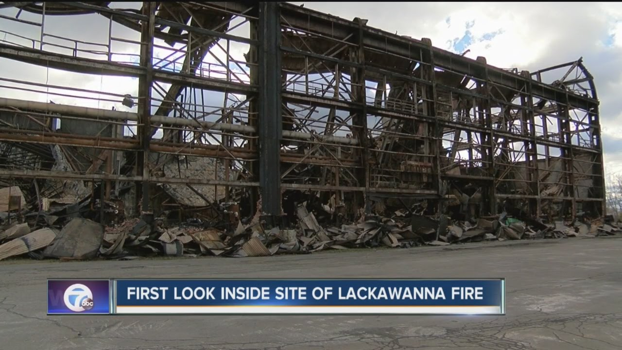 Buffalo City Hall & Observation Tower Niagara Falls and Western New York, First look inside Bethlehem Steel after massive fire - YouTube