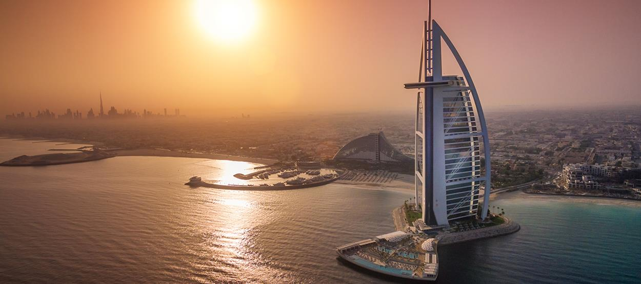 Burj Al Arab Dubai, Burj Al Arab Jumeirah - Stay at The Most Luxurious Hotel in The World