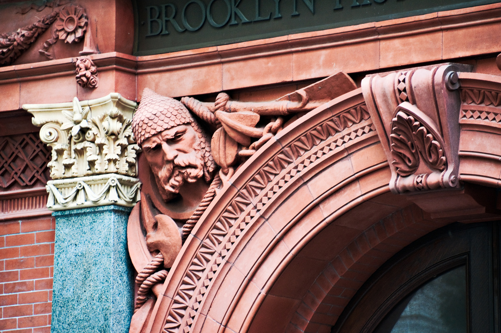 Bushwick Open Studios New York City, Viking, Brooklyn Historical Society Building (1881), 128 ...