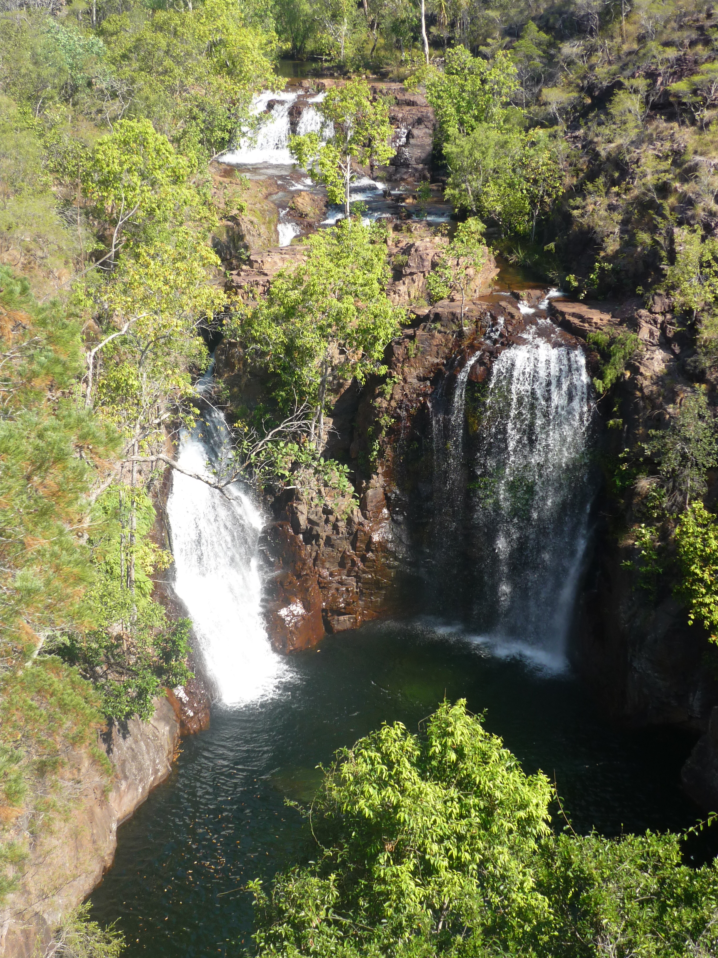 Butterfly Gorge Nature Park Litchfield National Park, Florence Falls: Litchfield National Park, Northern Territory ...
