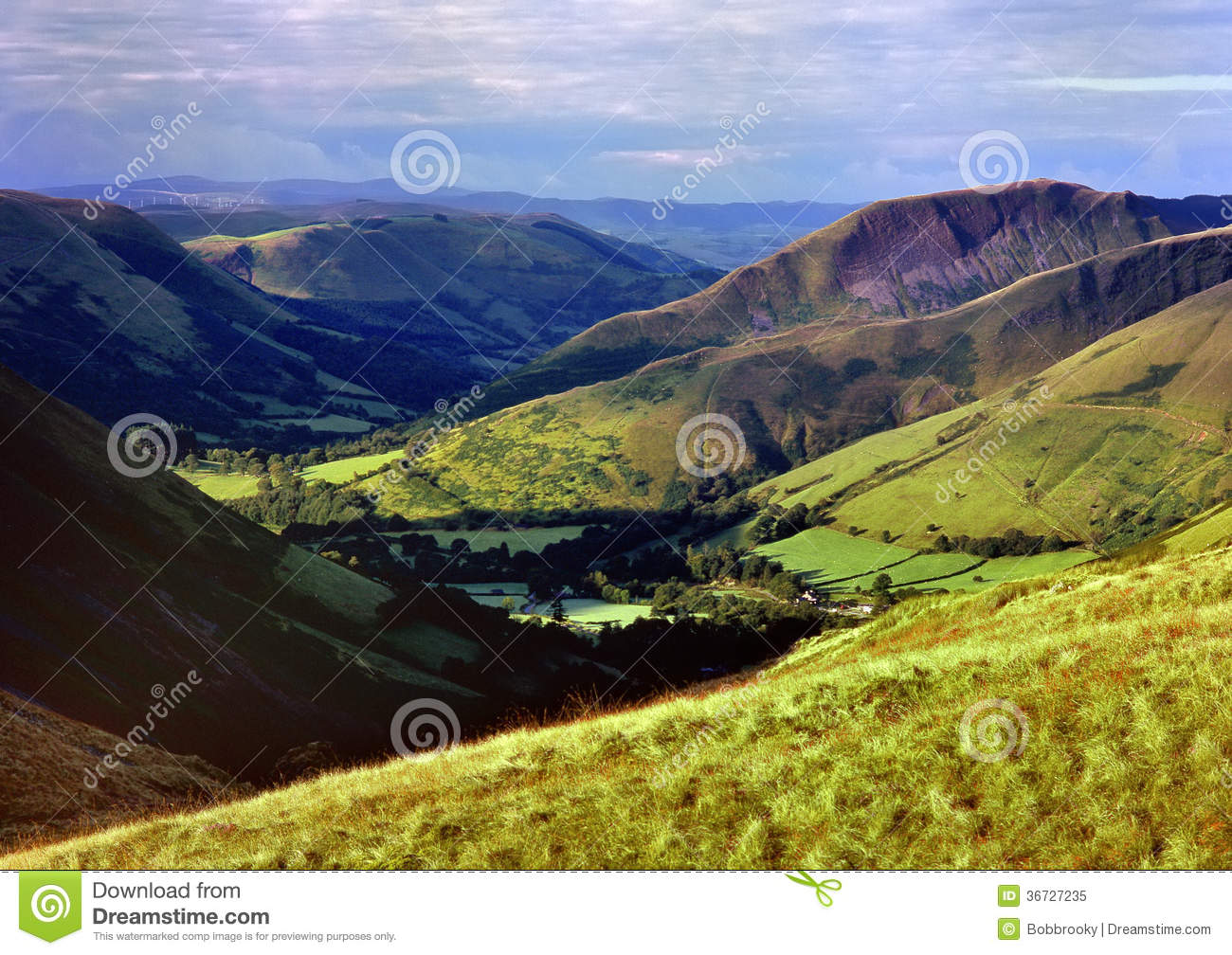Bwlch y Groes North Wales, Pass Of The Cross, (Bwlch Y Groes) North Wales Royalty Free Stock ...