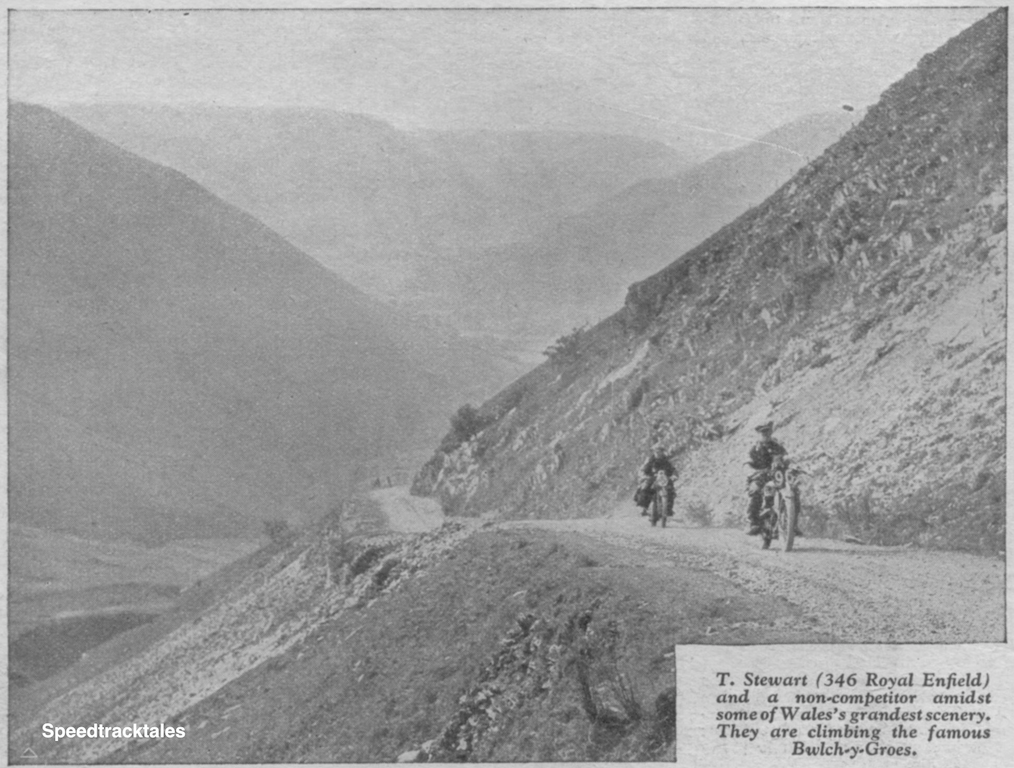 Bwlch y Groes North Wales, Heritage Highways of the ISDT – Bwlch y Groes, Eunant and Hirnant ...