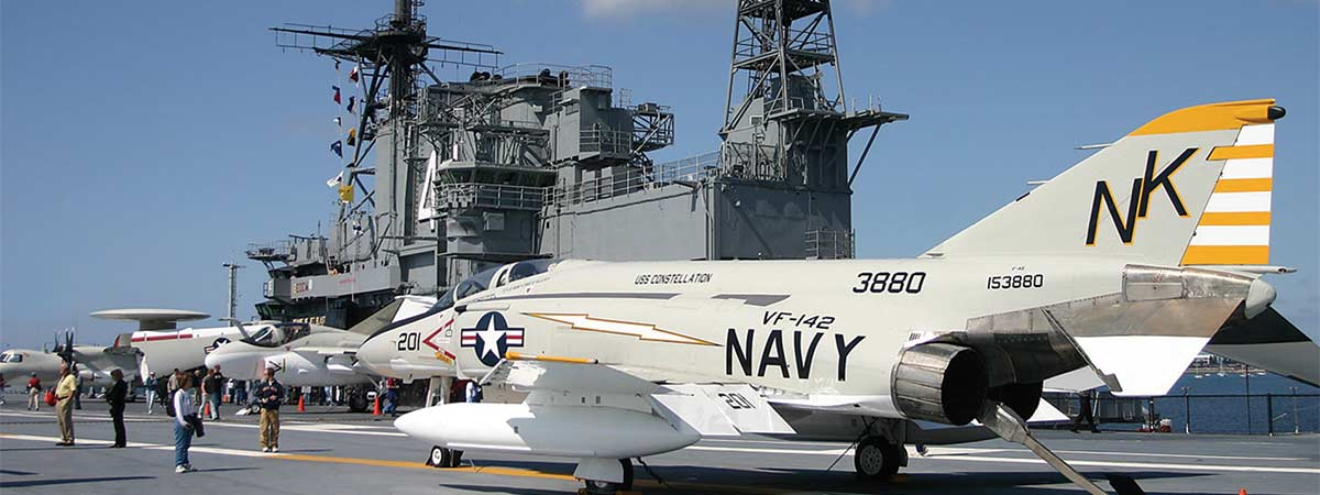 Cabrillo National Monument San Diego, USS Midway Museum Tickets - San Diego, CA