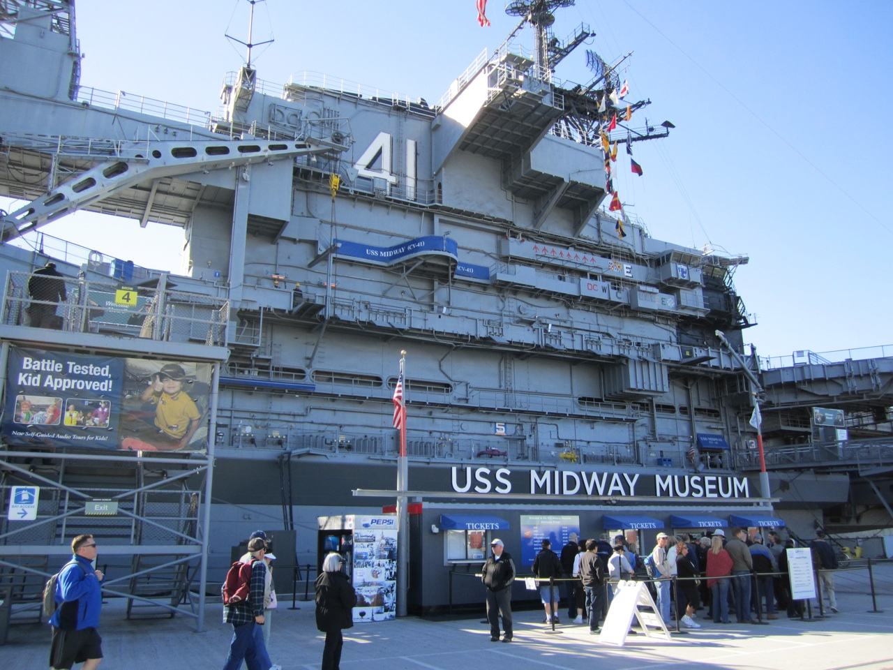 Cabrillo National Monument San Diego, USS Midway Museum. San Diego, California. | Inspire-se: Califórnia ...
