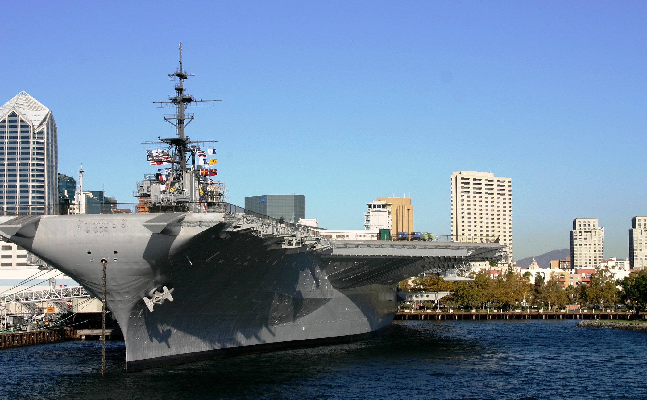 Cabrillo National Monument San Diego, USS Midway Museum - San Diego Travel Blog