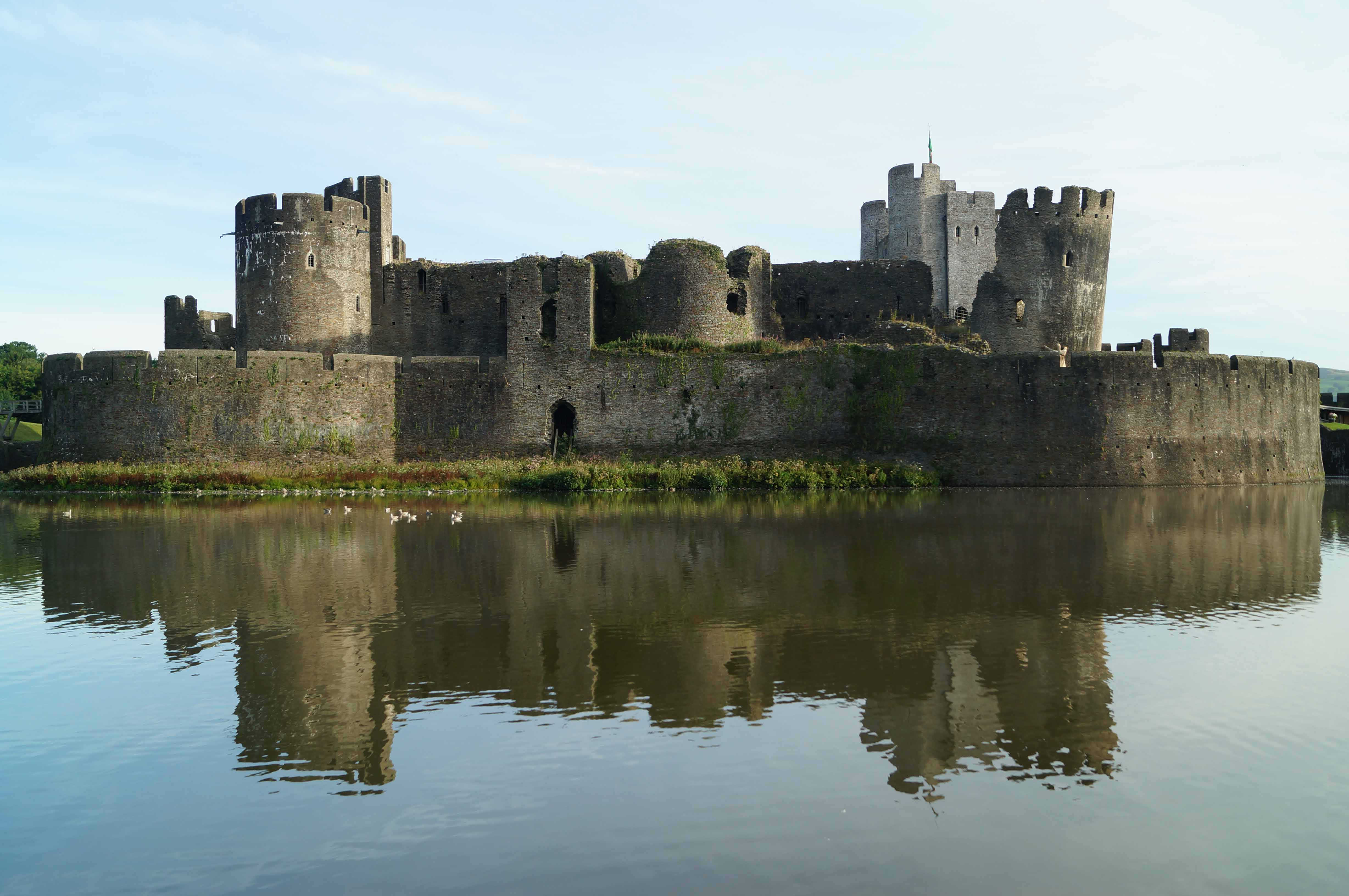 Caerphilly Castle South Wales, Caerphilly Castle   South Wales   Castles, Forts and Battles