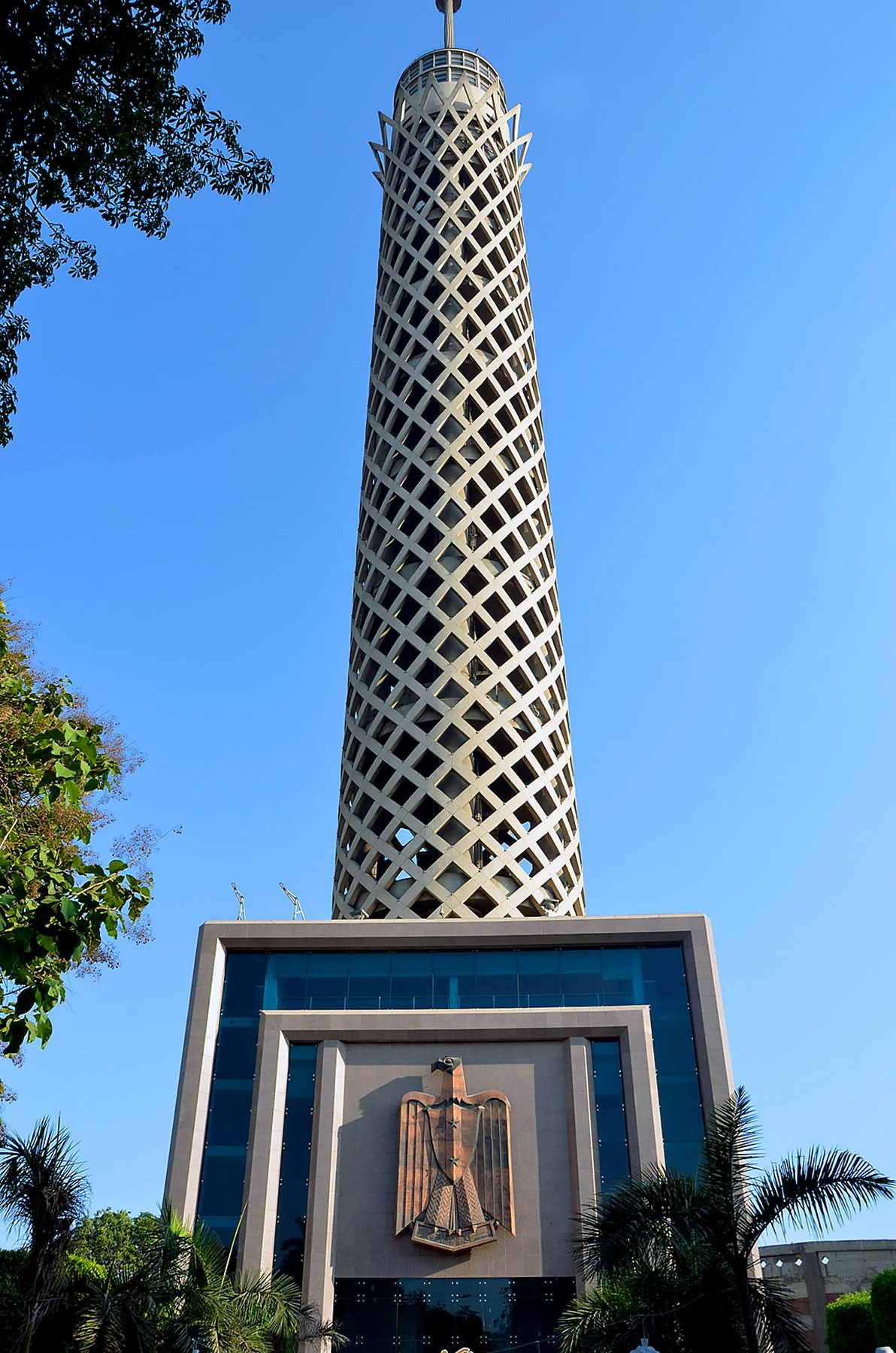 Cairo Tower Cairo, 35 Beautiful Pictures And Images Of Cairo Tower, Cairo, Egypt