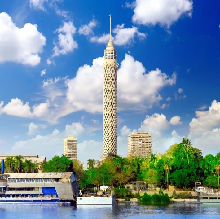 Cairo Tower Cairo, Cairo Tower – A Classic Landmark And Must See Attraction
