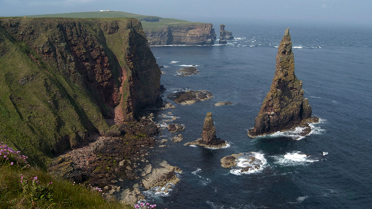 Caithness Horizons The Northern Highlands and the Western Isles, North Coast 500 - Home