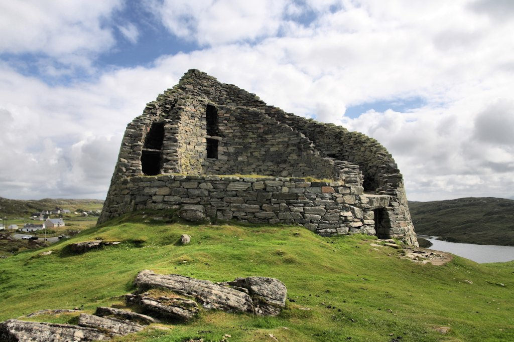Caithness Horizons The Northern Highlands and the Western Isles, Blog to the Past - Brick to the Past