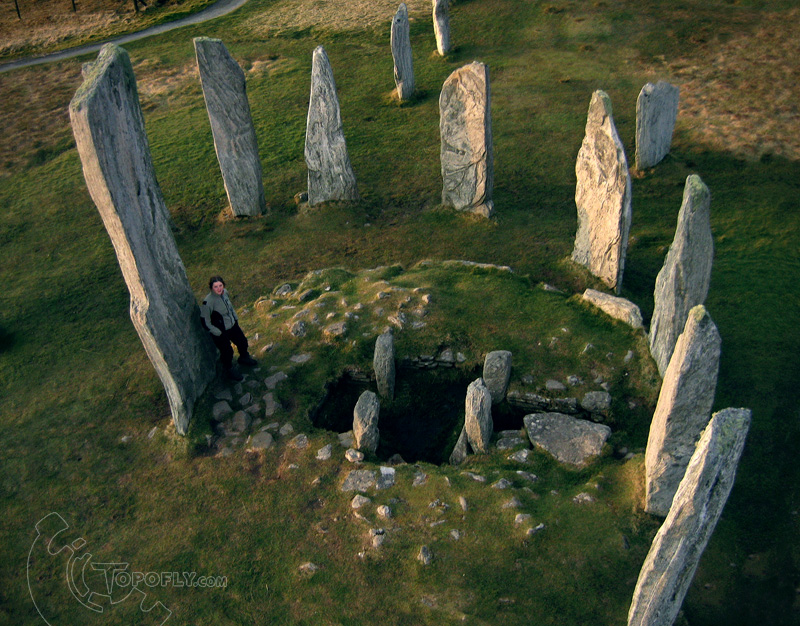 Calanais Standing Stones The Northern Highlands and the Western Isles, Callanish Standing Stones. Isle of Lewis, Scotland.   Archeology ...