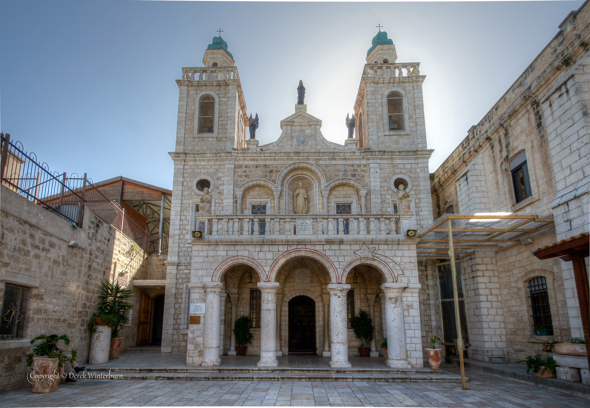 Cana Wedding Church Lower Galilee, Cana of the Galilee | Land of the Bible