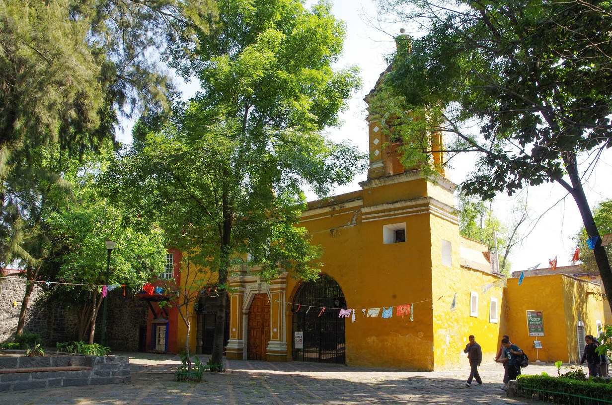 Canals Mexico City, Walking around Mexico City - #2: Coyoacan (Mexico) - La petite ...