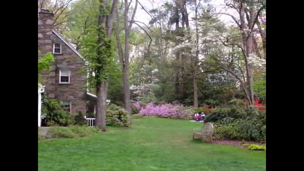 Canyon Country Discovery Center Monticello, McCrillis Gardens in May - YouTube