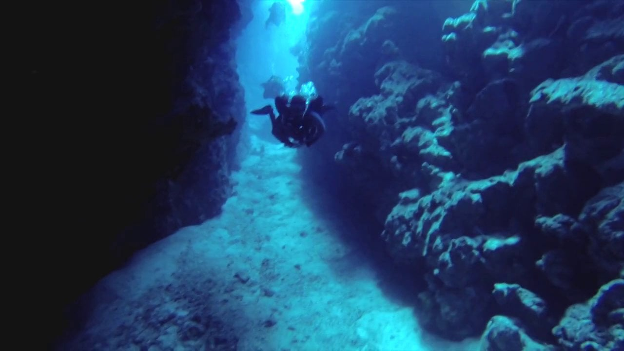 Canyon Dahab, The Canyon - Dahab, Egypt on Vimeo