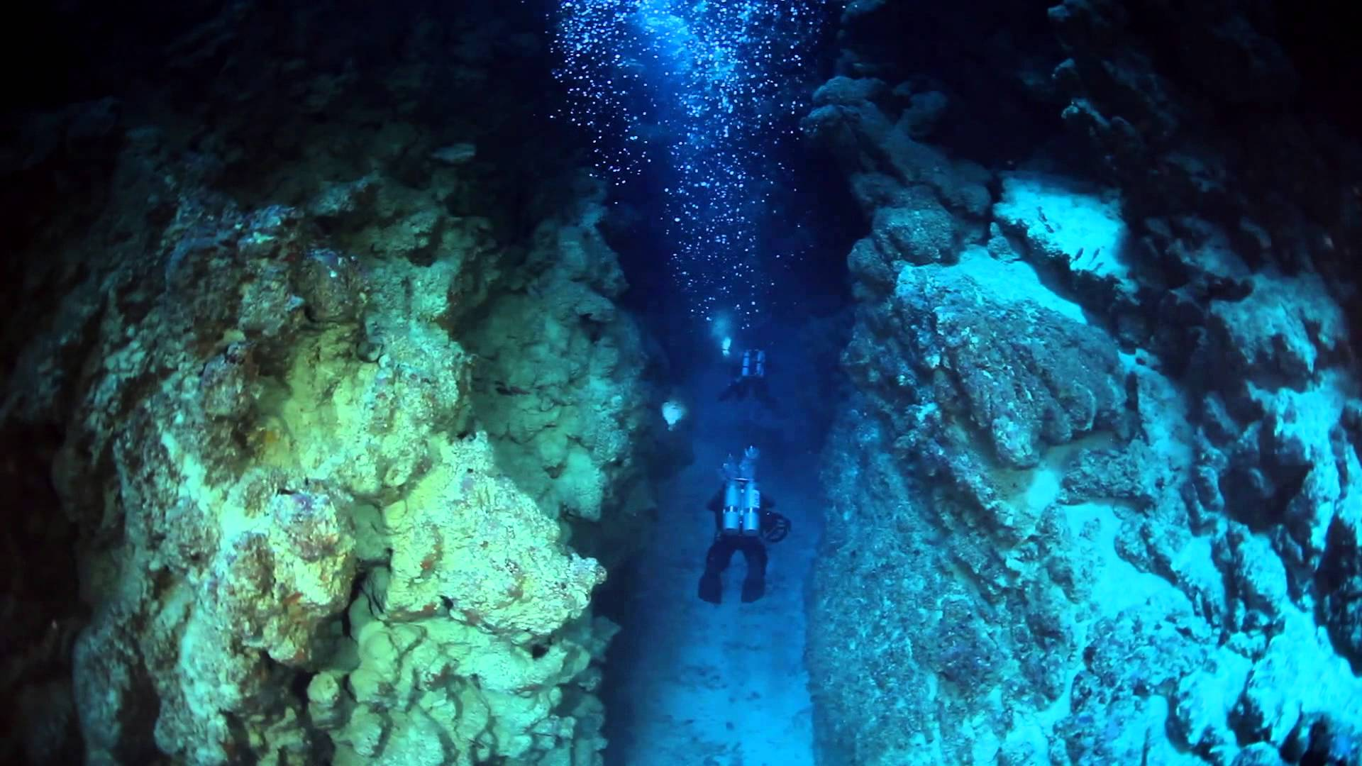 Canyon Dahab, DAHAB CANYON BY RED SEA EXPLORERS - YouTube