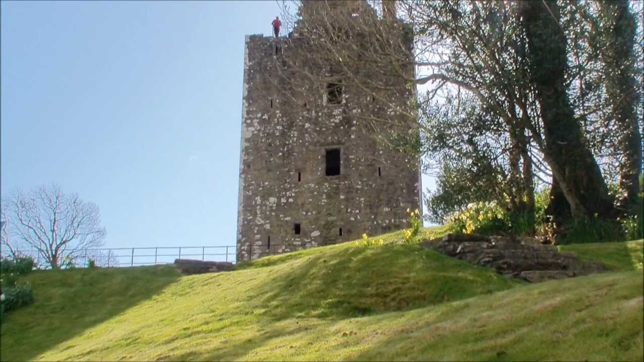 Cardoness Castle The Borders and the Southwest, Cardoness Castle, Kirkcudbrightshire, Scotland - YouTube
