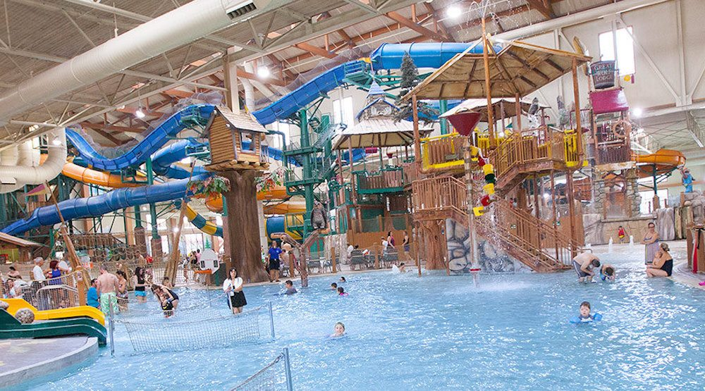 Carnegie Centre Vancouver, $150-million Great Wolf Lodge indoor water park resort proposed ...