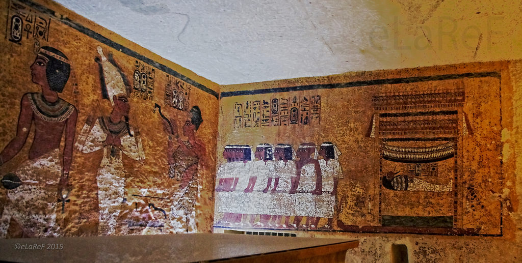 Carter's House & the Replica Tomb of Tutankhamun Luxor, The World's Best Photos of carters and thebes - Flickr Hive Mind