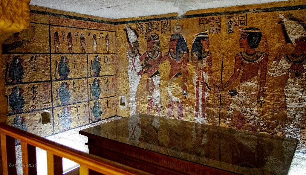 Carter's House & the Replica Tomb of Tutankhamun Luxor, The World's newest photos of luxor and tutankhamun - Flickr Hive Mind