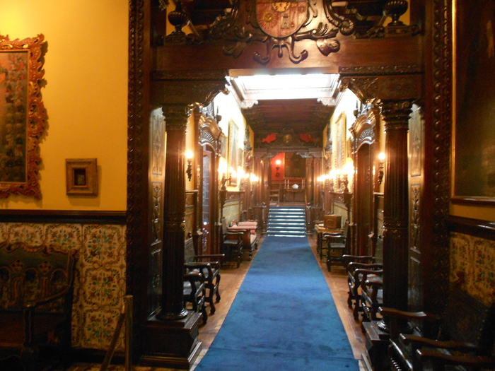 Casa Aliaga Lima, Casa Aliaga – Luxury And Mystery From Lima's Past - The Lux Traveller