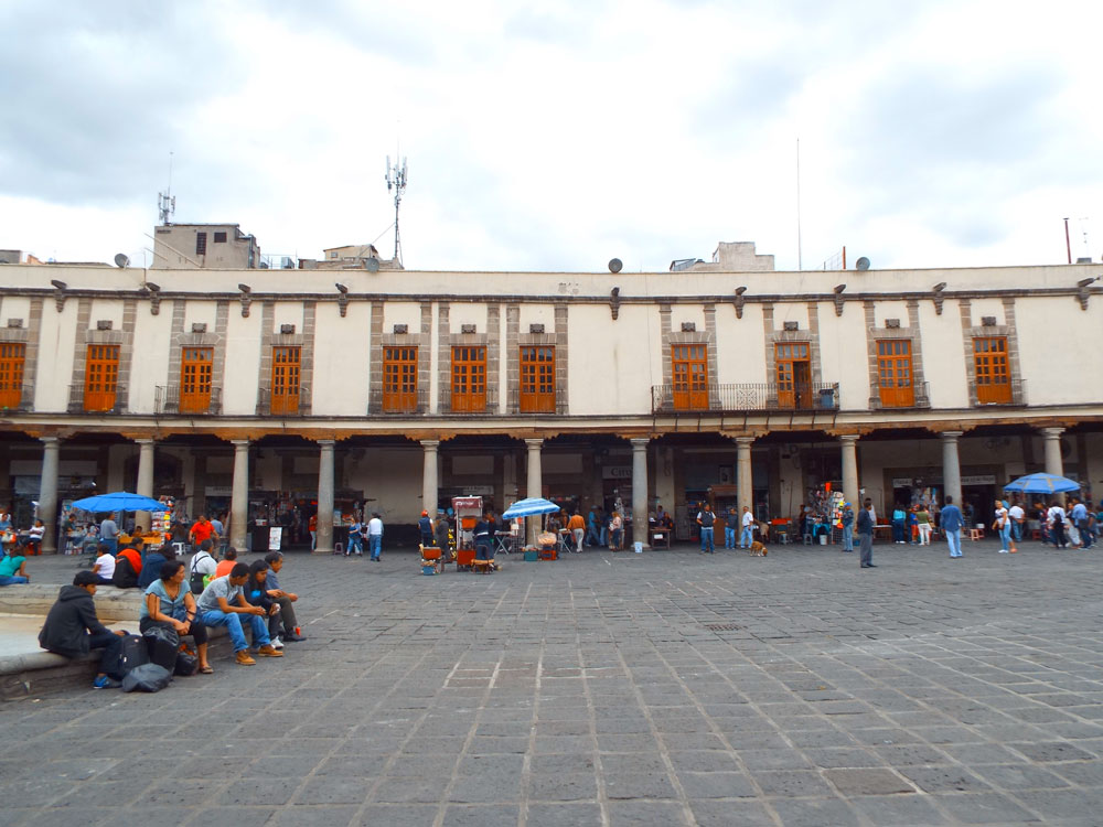Casa de Cortés Mexico City, Plaza Santo Domingo – When in Mexico