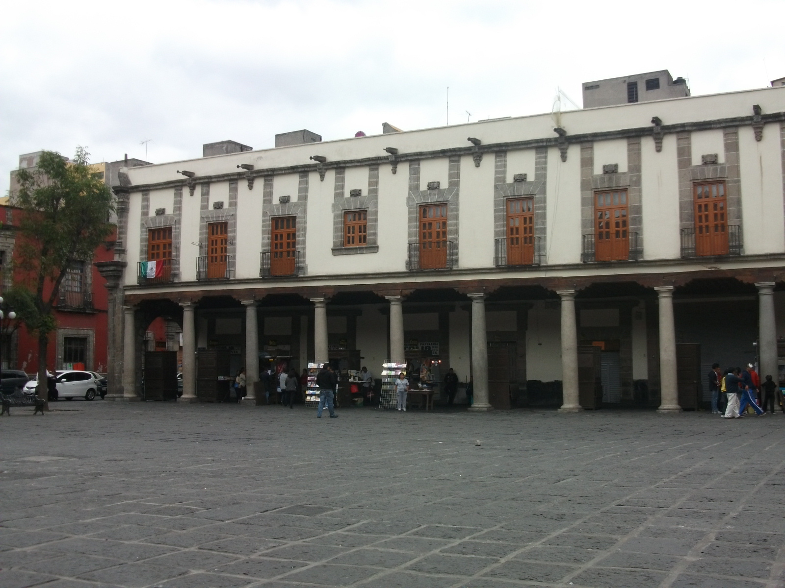 Casa de Cortés Mexico City, Historic Centre of Mexico City | Jackie's mid life crisis gap year