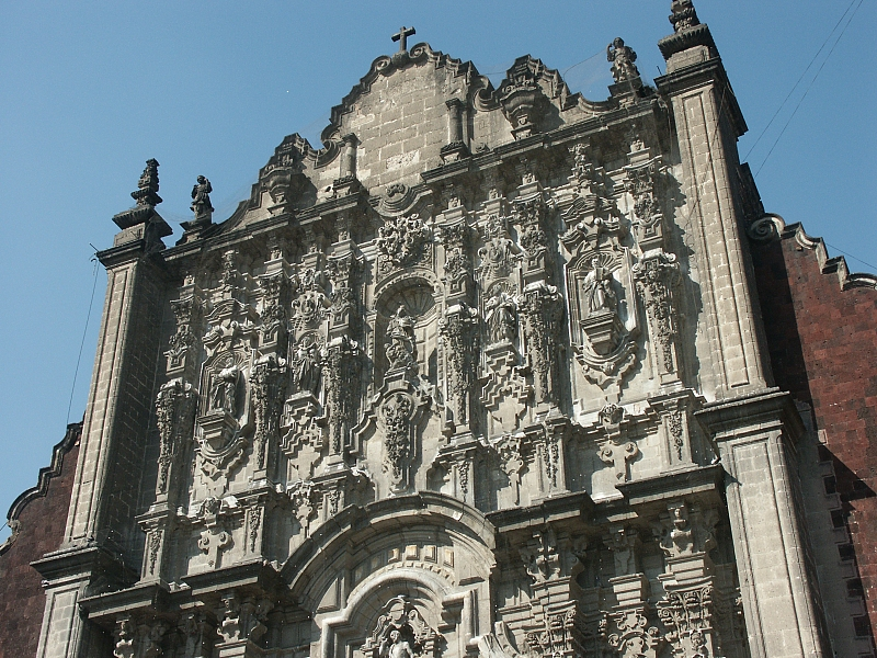 Casa Frisaac Mexico City, Images of the Mexico City Cathedral/The Metropolitan Cathedral