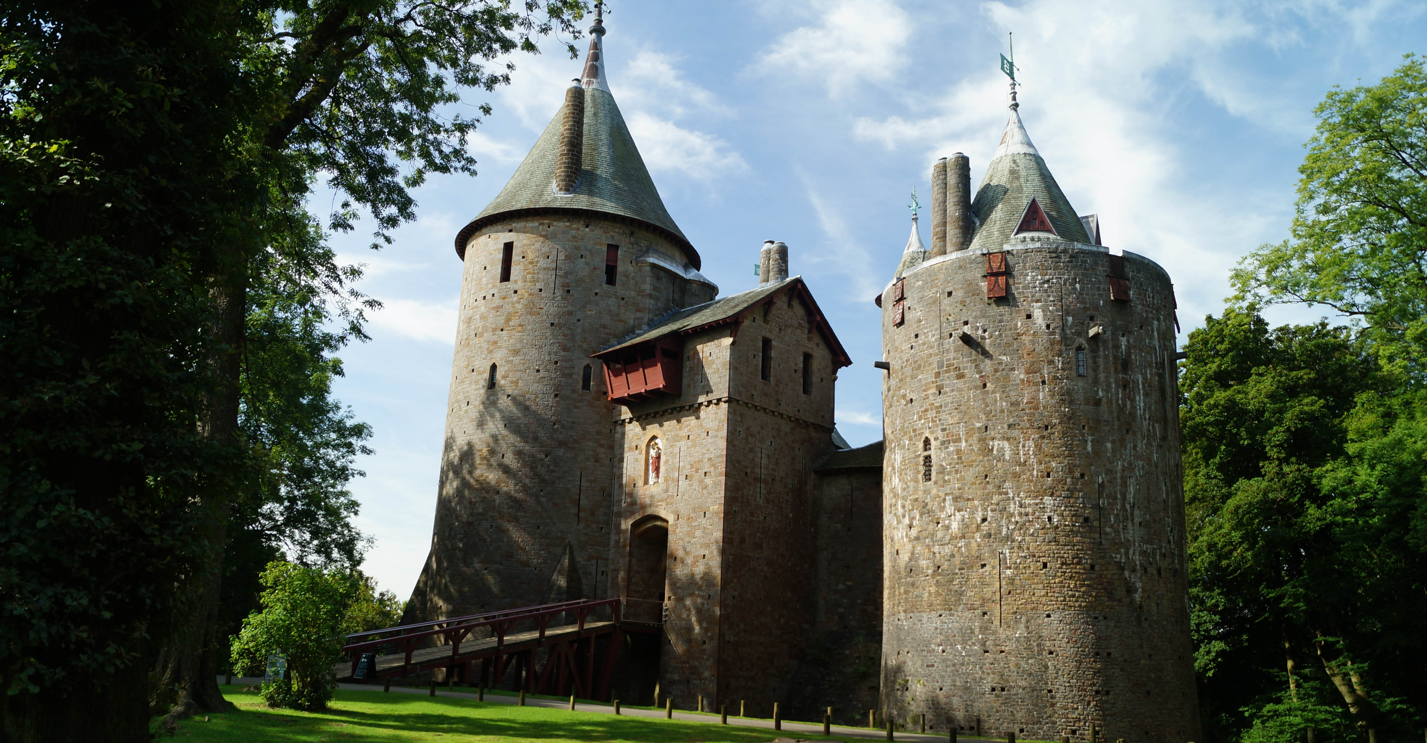 Castell Coch Cardiff, Castell Coch   South Wales   Castles, Forts and Battles