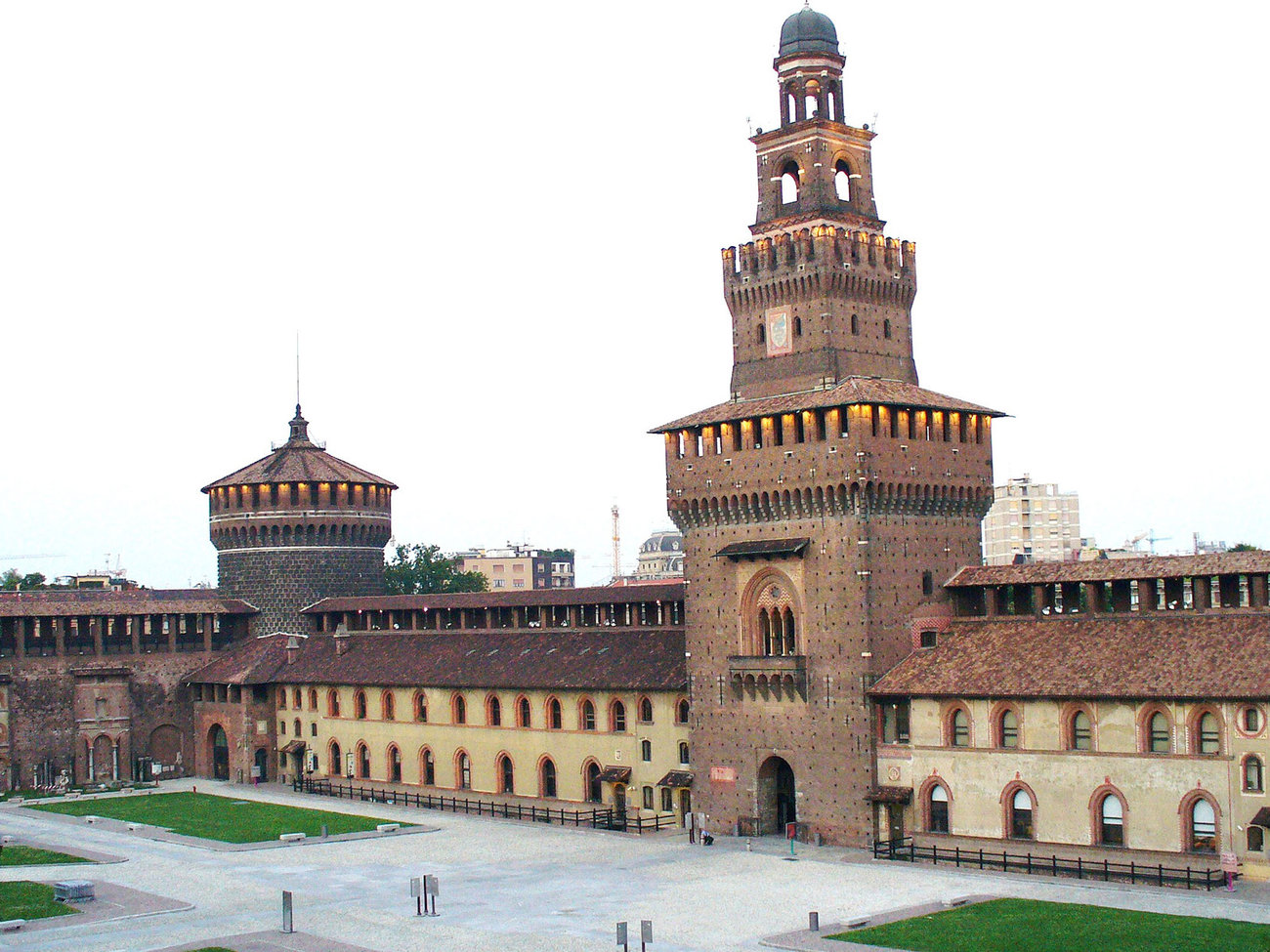 Castello Sforzesco Milan, Castello Sforzesco | Travel + Leisure