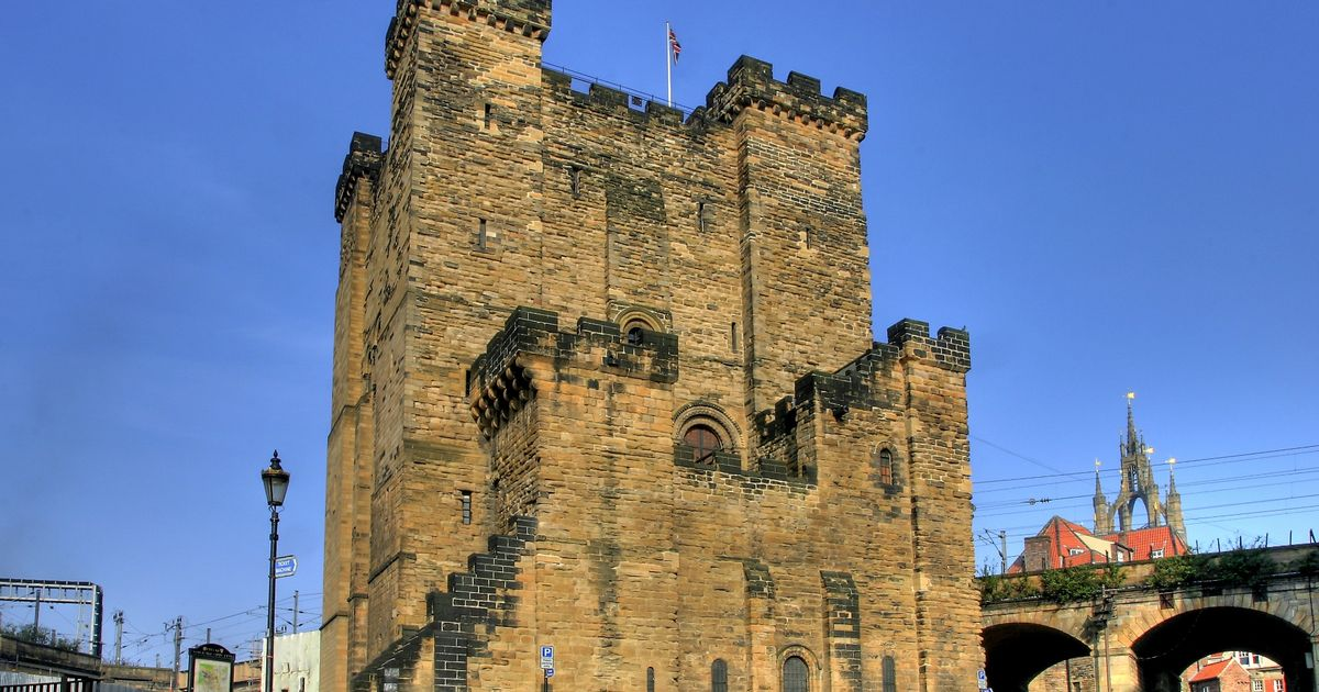 Castle Keep The Northeast, Newcastle's castle to be turned into a restaurant for four days ...