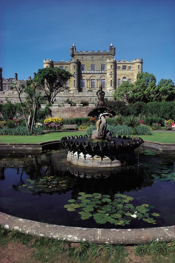 Castle Kennedy Gardens The Borders and the Southwest, 1029 best Castles and palace images on Pinterest | Beautiful ...