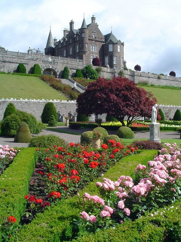 Castle Kennedy Gardens The Borders and the Southwest, 308 best Great Castles images on Pinterest | Landscapes, A photo ...