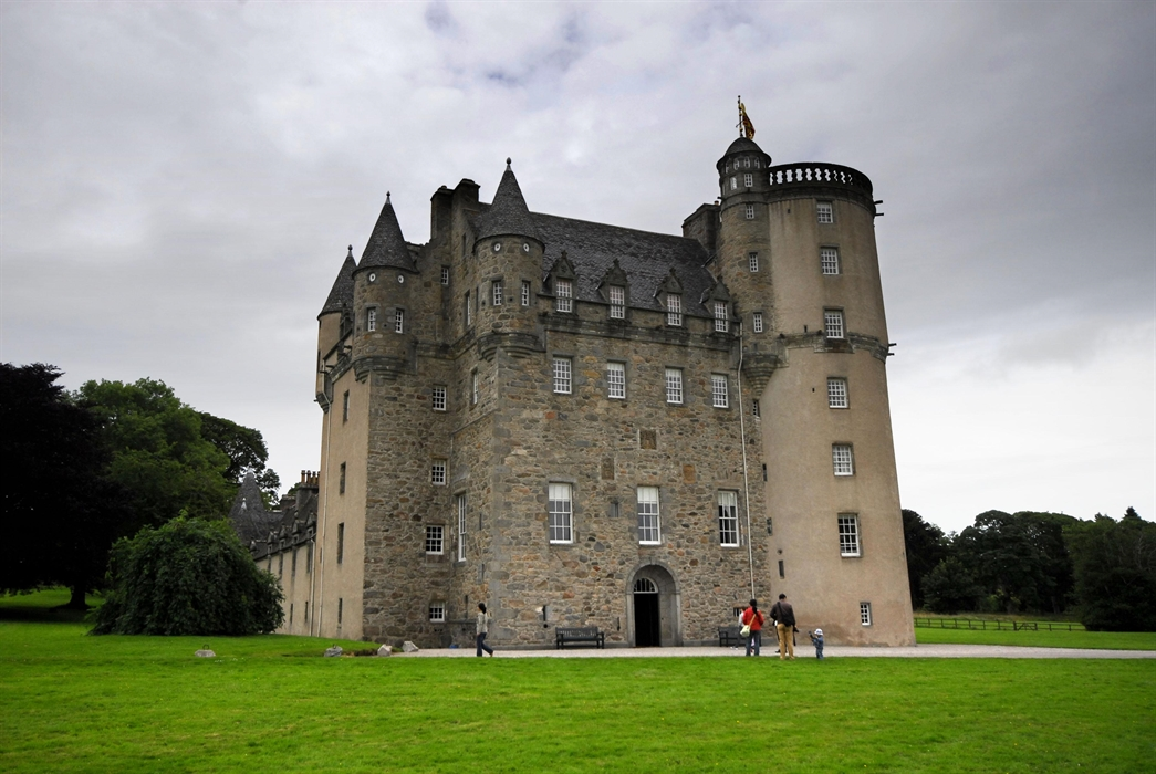 Braemar Castle Aberdeen and the Northeast, The Castle Trail   VisitScotland