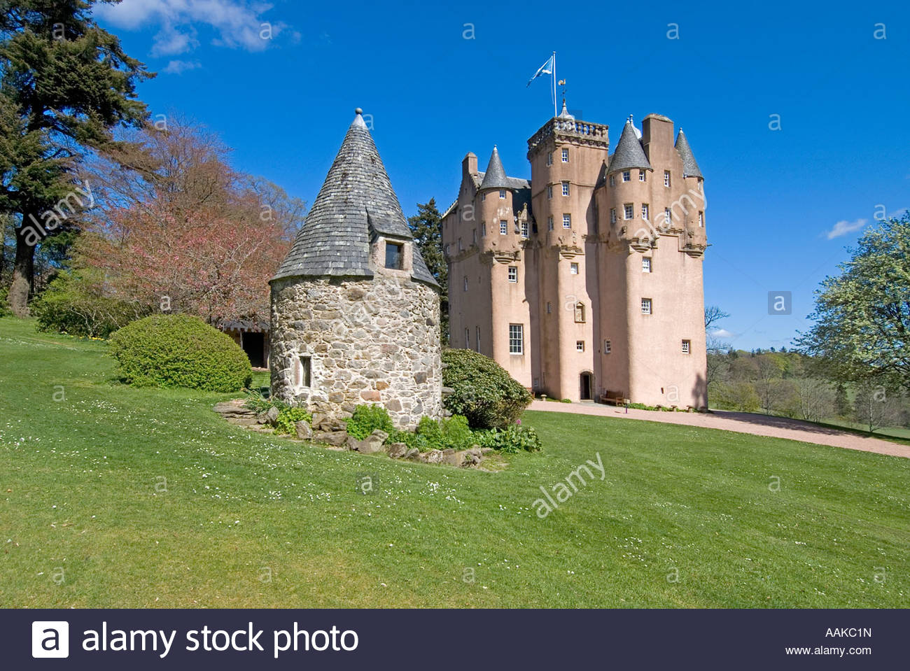 Castle Trail Aberdeen and the Northeast, North East Castle Trail Stock Photos & North East Castle Trail ...