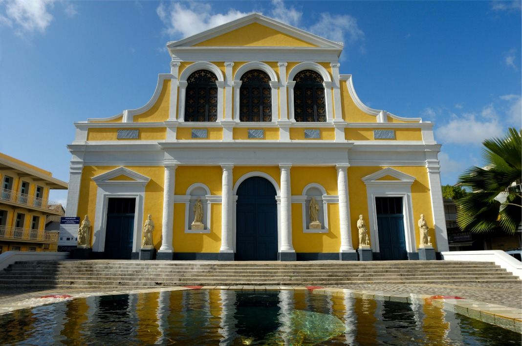 Cathédrale de St-Pierre et St-Paul Pointe-à-Pitre, 10 Things To Explore On The French-Caribbean Island Of Guadeloupe ...